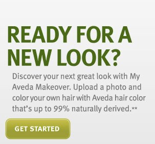 ready for a new look. get  started