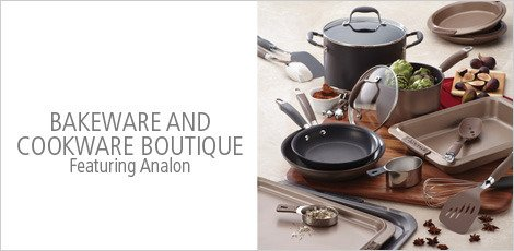 Bakewar and Cookware Boutique