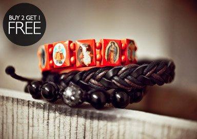 Shop Jewelry: Buy 2 Get 1 Free