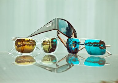 Shop The Trend: Colorful Sunglasses