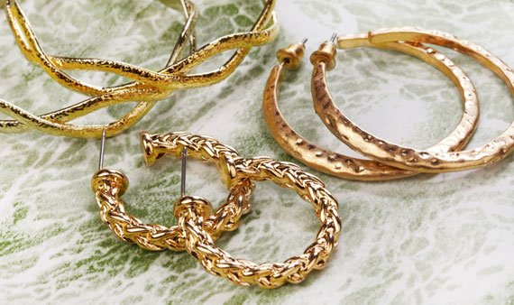 Fall Trend: Mixed Metals    -- Visit Event