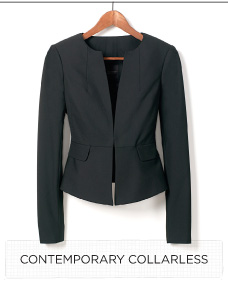 Contemporary Collarless