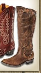 Womens Old Gringo Boots Pic