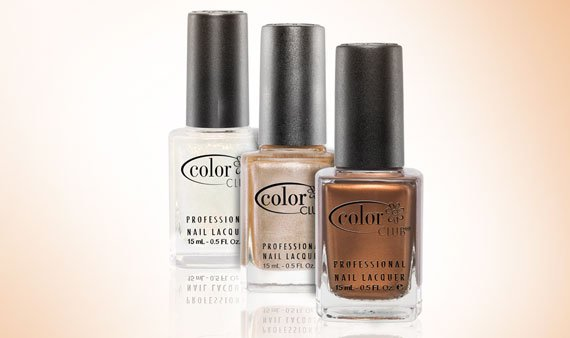 Color Club Nail Polish  -- Visit Event