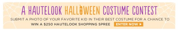 Submit your favorite kids' photo for chance to win $250 HauteLook shopping spree