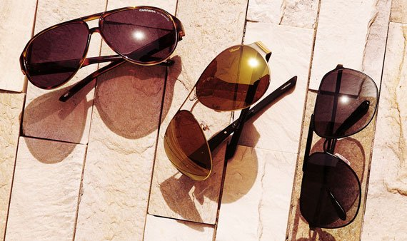 Most Wanted: Luxury Sunglasses  -- Visit Event