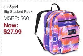 JanSport Big Student Pack