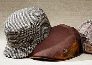 Gentleman Style: Updated Caps