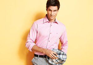 Wear to Work: Chinos, Jackets & Shirts