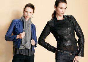 Fall Style: Leather Jackets & Coats