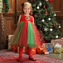 Festive Finery: Kids' Apparel
