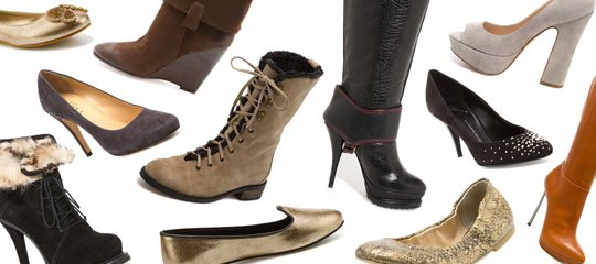 So. Many. Shoes: Women's Fall Styles