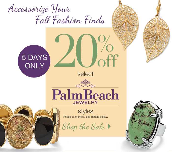 Accessorize your Fall Fashion Finds