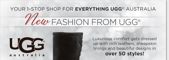 Shop over 50 new UGG® Australia Fashion styles in beautiful designs, and the luxurious comfort of sheepskin lining and rich leathers at your one-stop shop for everything UGG®. Plus, find huge savings on Dansko, ECCO, Raffini, ABEO and more during our End of Season Sandal Sale*! Shop now online and in-stores at The Walking Company.