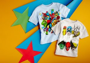 Tuned In: Graphic Tees from Freeze