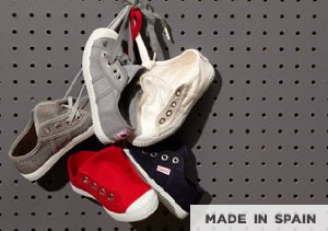Made in Spain: Shoes From Cienta, Pablosky & More