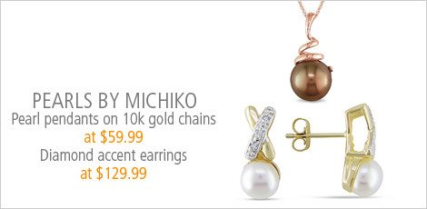 Pearls by Michiko