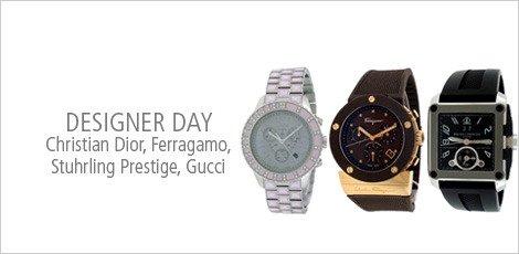 Designer Day Watches