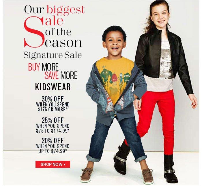 Shop Kids Now