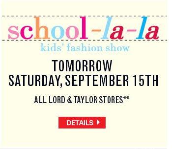 School-la-la