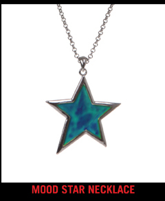 MOOD STAR NECKLACE