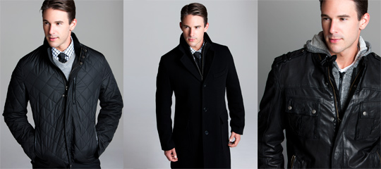 Man About Town:Sharp Coats & Jackets