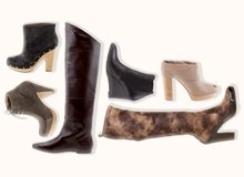 It's (Finally) Boot Weather Knee-Highs, Ankles, & More