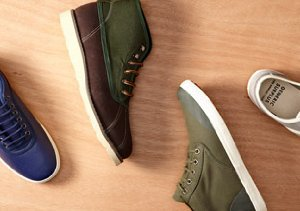 Fall Must-Have: Casual Kicks