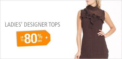 Ladies' Designer Tops