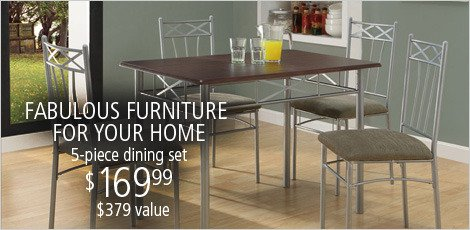 Fabulous Furniture For Your Home