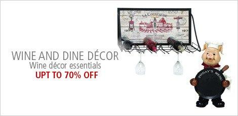 Wine and Dine Decor