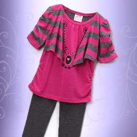 Recess Ready: Girls' Apparel