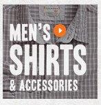 MEN'S SHIRTS & ACCESSORIES