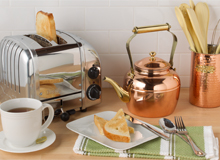 Wanted Stainless Steel & Copper Kitchenware
