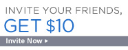 Invite Your Friends, Get $10