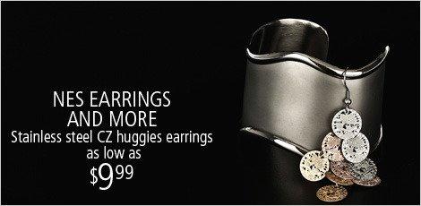 NES Earrings