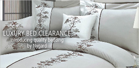 Luxury Bed Clearance