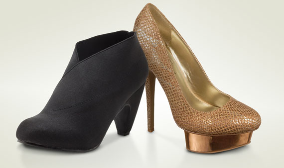 Autumn Arrivals: Shoe Shop  -- Visit Event