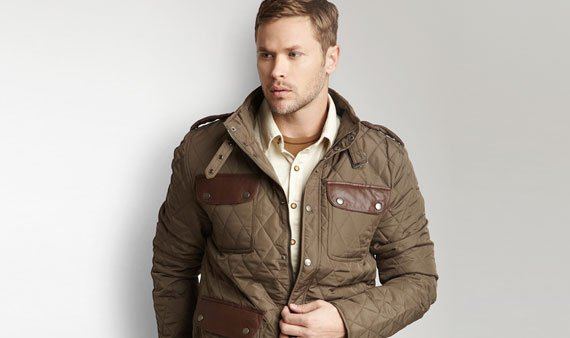 Fall Layers: Men's Jackets & More      -- Visit Event