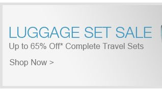 Shop Luggage Set Sale
