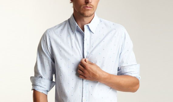 Closet Staple: Tailored Shirts -- Visit Event