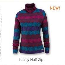 Lauley Half Zip