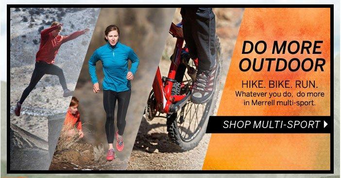 Do More Outdoor Shop Multi-Sport