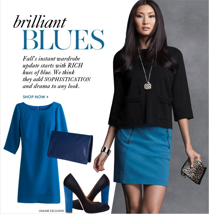 BRILLIANT BLUES