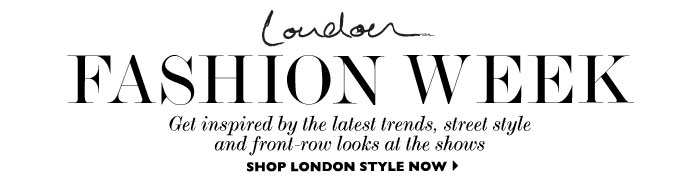FASHION WEEK – Get inspired by the latest trends, street style and front-row looks at the shows. SHOP 