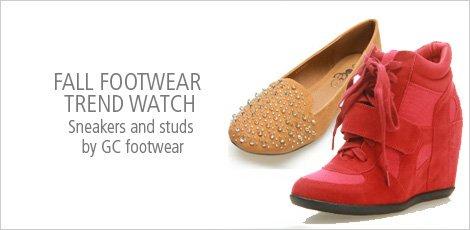 Fall Footwear Trend Watch
