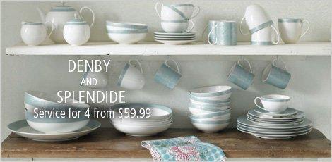 Denby and Splendide