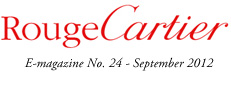 Rouge Cartier E-magazine No. 24 - September 2012