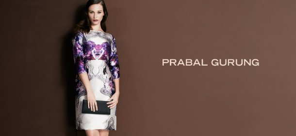 PRABAL GURUNG, Event Ends September 22, 9:00 AM PT >
