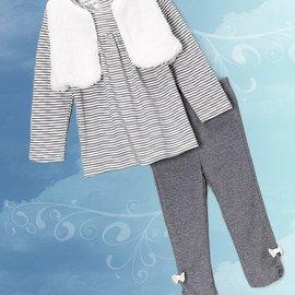 Ready, Set, Style: Girls' Apparel
